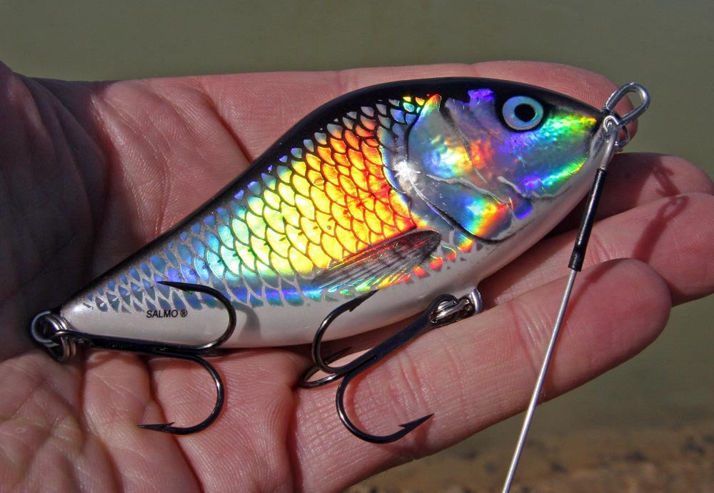 does colour matter? - salmo, Hard Baits